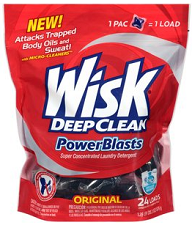 Wisk Power Blasts Coupons