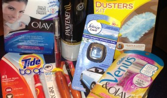 """Giveaway: Best of P&G """"Most Loved"""" Products"""
