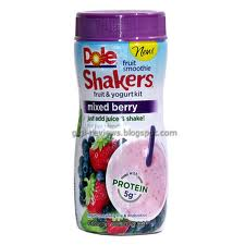 Dole Fruit Smoothie Shakers coupon