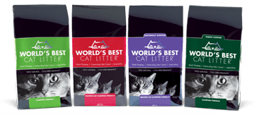 World's Best Cat Litter Coupons
