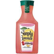 Simply Lemonade Coupons
