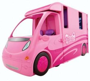 Barbie Pony Tale RV