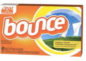 Bounce Fabric Softener Printable Coupon