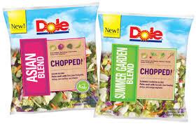 Dole Salad Printable Coupon