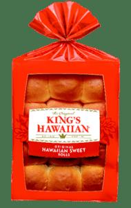 King's Hawaiian Printable Coupon