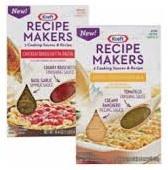 Kraft Recipe Makers Printable Coupon