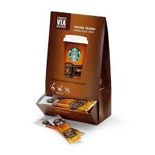 Starbucks VIA Coupon