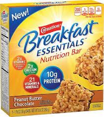 Free Samples Carnation Breakfast Essentials Bar