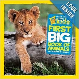 National Geographic First Animal book