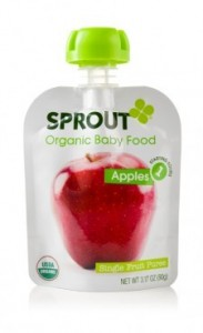 Sprout Baby Food Coupon