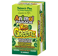 Free Samples of Nature's Path KidGreenz Children's Chewables