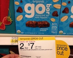 Plum Organics Coupon – Pouches for $0.69 at Walmart
