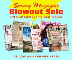 spring blowout sale