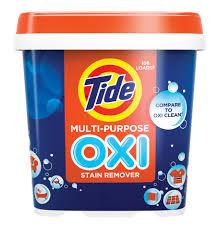 Tide Oxi Stain Remover