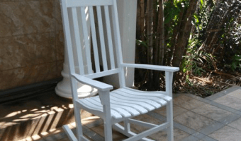 Mainstays Outdoor Rocking Chair