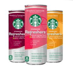 Starbucks Refreshers Coupon