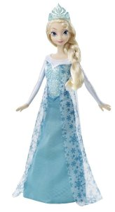 Disney Frozen Elsa Doll