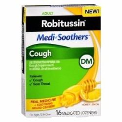 Robitussin Medi-Smoothers Coupon