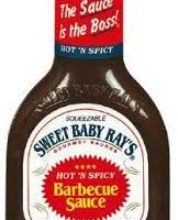 Sweet Baby Ray's Barbecue Sauce for $0.75 at Target