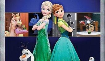 Disney Short Films Collection
