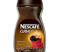 Nescafe Clasico Instant Coffee for $3.97 at Walmart