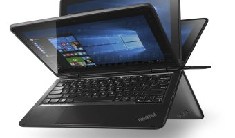 Don't Miss This Deal!  Today ONLY 50% off Lenovo Thinkpad Yoga 11E Touchscreen Convertible