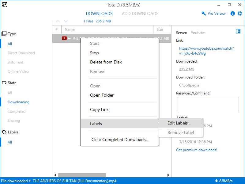 Offline Installer Download TotalD 1.5