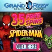 Grand Reef Casino free bonus