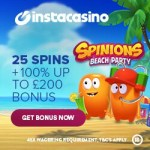 Insta Casino 25 free spins no deposit bonus – no wagering requirements