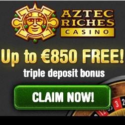 Aztec Riches Casino banner 251x251