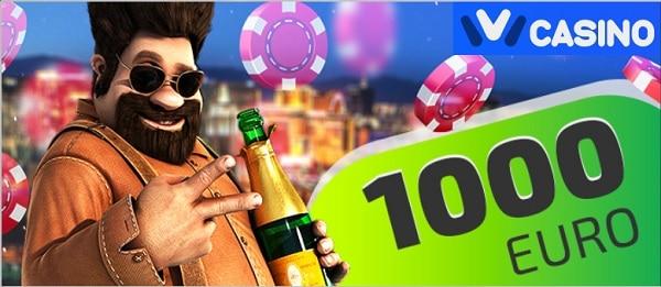 Ivi Casino 1000 euro free bonus on deposit