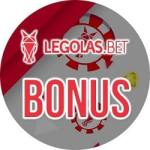 Legolas Casino – 100 free spins and 100% bonus up to €250