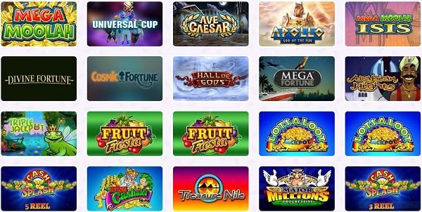 Fruity Casa Casino free play games