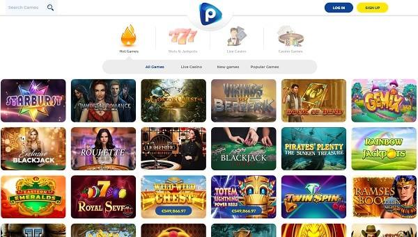 Pelaa.com Casino Review