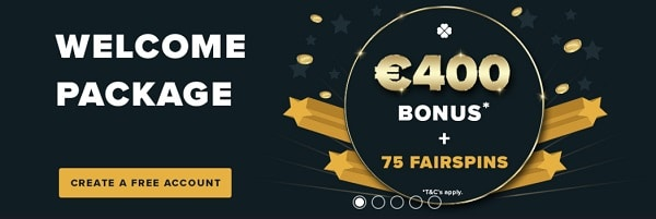 Fairplay Casino Welcome Bonus