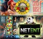Guns N Roses free spins on Netent casino slot Online & Touch™