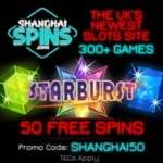 Shanghai Spins Casino