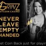 4GRINZ – 100% bonus and 100 free spins – Bitcoin Casino