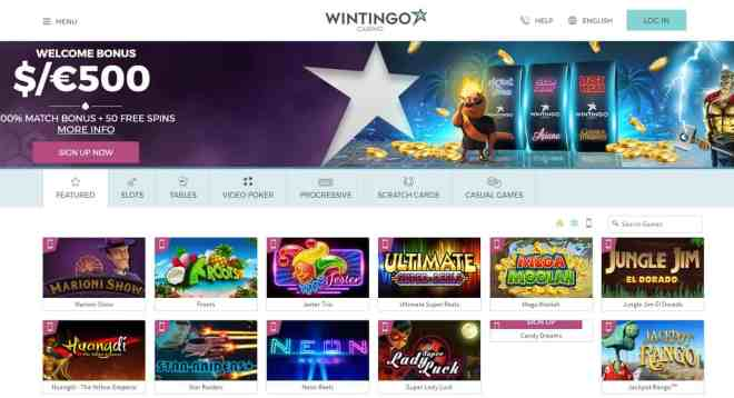 Win Tingo Casino