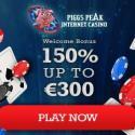 Piggy Peaks Casino free spins bonus