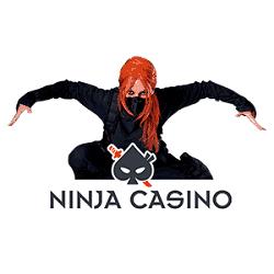 Ninja Casino - free spins bonus, no registration, instant cashout
