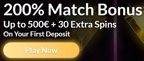 Temple Nile Casino free bonus