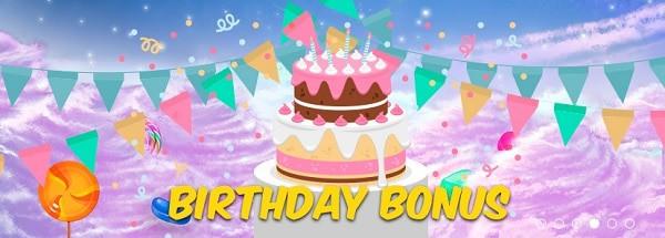 Hotline Casino birthday bonus