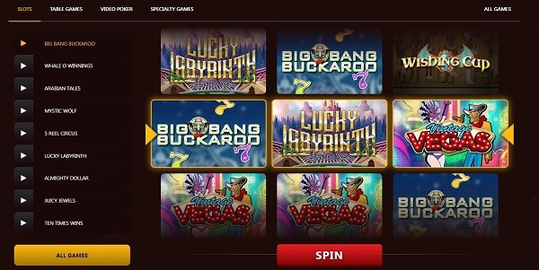 Rival Slots and Table Games