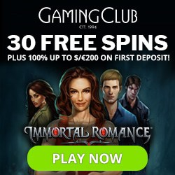 30 free spins exclusive promotion