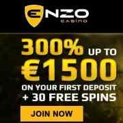 Enzo Casino free bonus