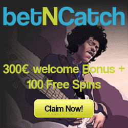 BetNCatch Casino banner
