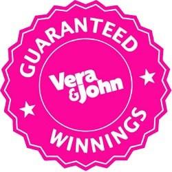 Vera John Casino 200% bonus and €50k guaranted winnings