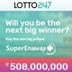 Lotto247 Casino – the biggest lottery jackpots and free ticket bonuses!