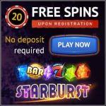 Wildblaster Casino 100 free spins & 400 EUR bonus – BTC Casino